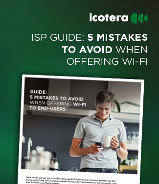 Icotera guide: 5 mistakes to avoid when offering Wi-Fi