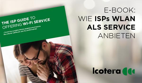Icotera E-book: Wie ISPs WLAN als Service anbieten