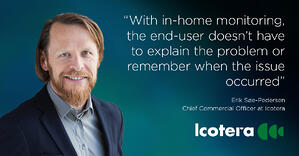 Let in-home monitoring improve reduce service costs