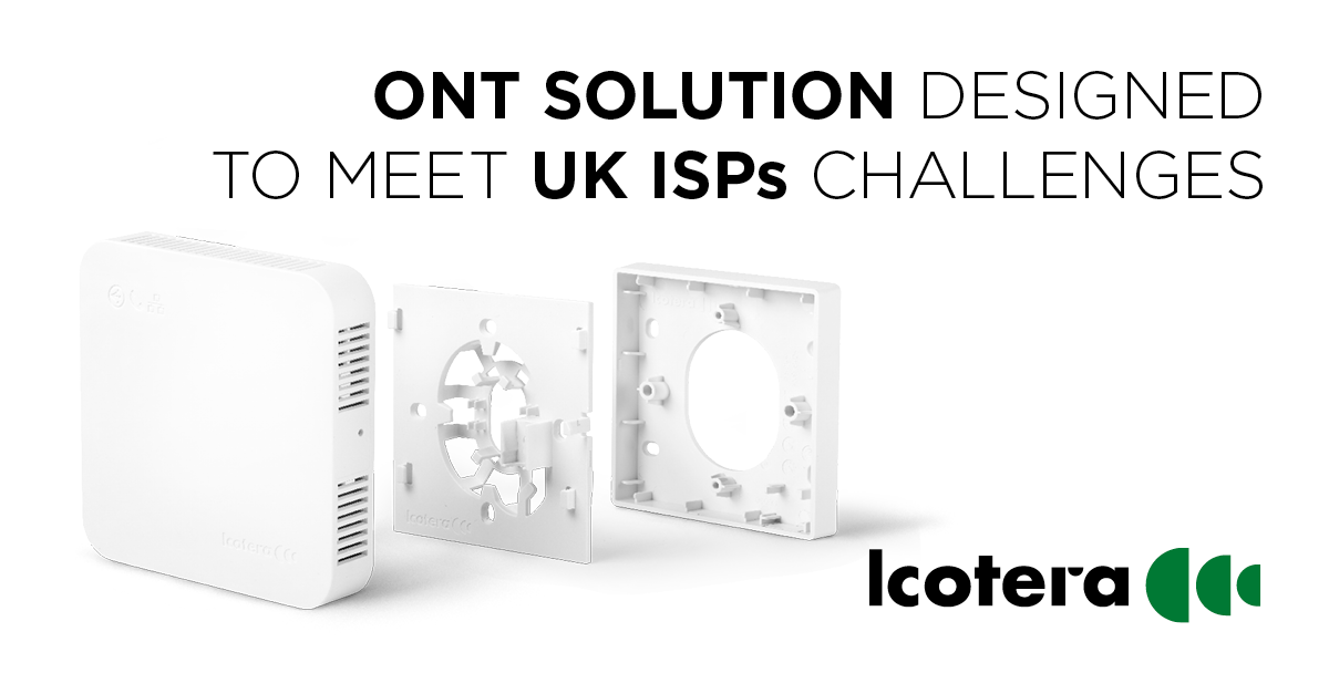 Empower the ISP business with customer-premises equipment tailored to UK households