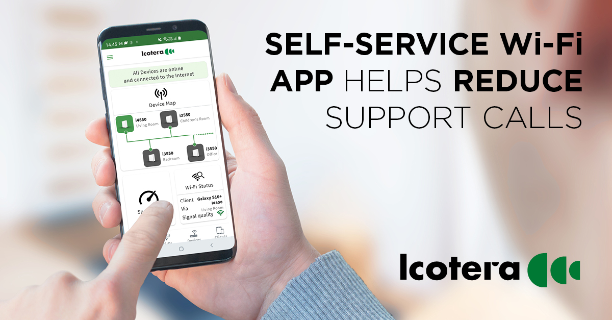 New self-service Wi-Fi app helps ISPs reduce support calls