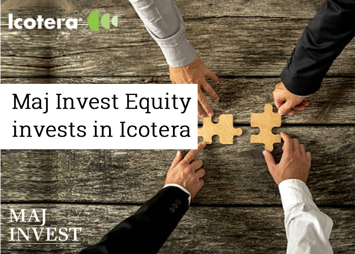 Maj Invest Equity invests in the growth company Icotera